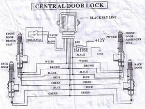 Central Door  U0026 Car Remote Control Central Door Lock