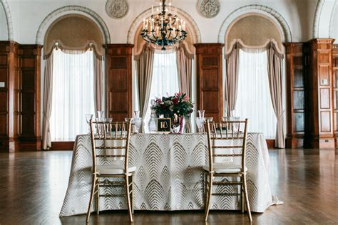 Art Deco brides will swoon for this LA Great Gatsby