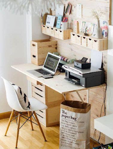 boites de rangement bureau bureau pour ado à faire avec des boites de rangement ikea