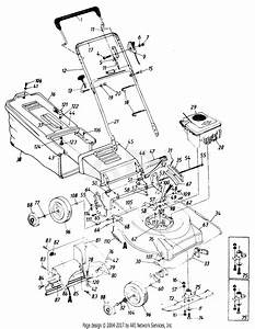 Mtd Mtd Turbo Mdl 436r Parts Diagram For Parts