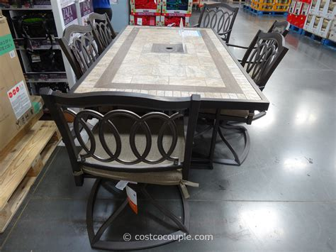 patio costco patio dining sets home interior design