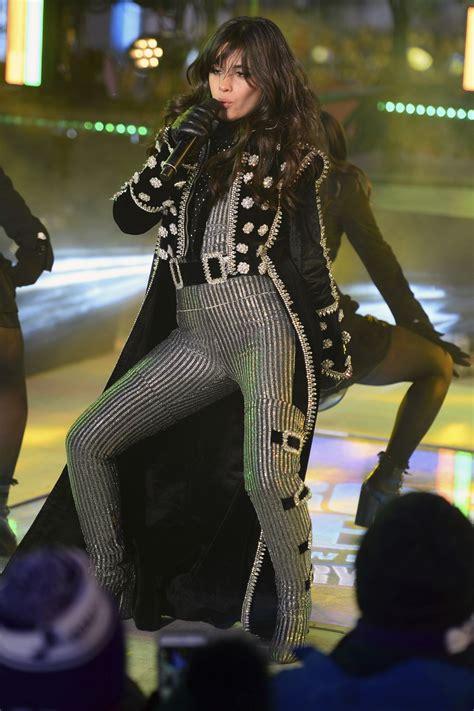 Camila Cabello Performs Dick Clark New Rear Rockin
