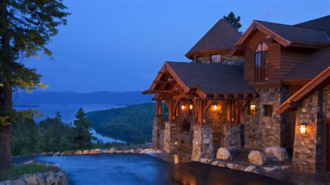 Mountain Architects Hendricks Architecture Idaho  Custom