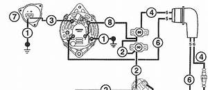 Volvo Alternator Wiring Diagram