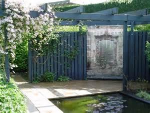 Backyard Landscape Privacy Ideas