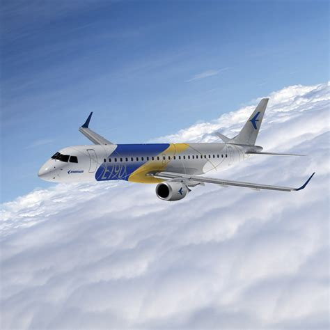 Aerovision Enters Embraer Parts Business With E190