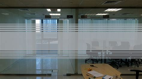 Frosted Sticker, Glass Frosting, Privacy Window Film Dubai