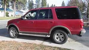 2000 Ford Expedition Eddie Bauer All Leather