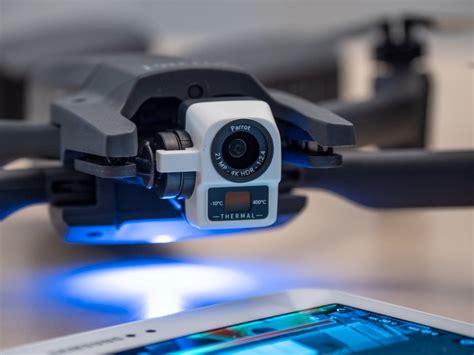 anafi thermal parrot stellt quadcopter mit thermosensor vor golemde