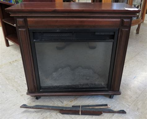 twin star international electric fireplace heater