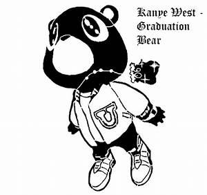 kanye west graduation by trashthemetronome on DeviantArt