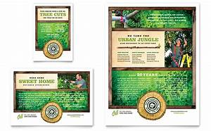 lawn care flyers templates free tree service flyer ad template word publisher