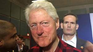 Bill Clinton Says Iowa 'Feels Good' This Time Around Video ...