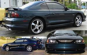 1996 Ford Mustang GT | My Deep Forest Green 96 Mustang GT | Richard | Flickr