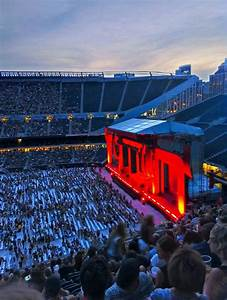 Soldier Field Section 305 Concert Seating Rateyourseats Com