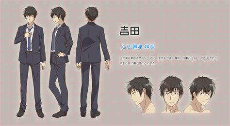 The new anime season, spring 2021, has just begun. »HigeHiro«: Starttermin der Anime-Adaption + Visual   Anime2You