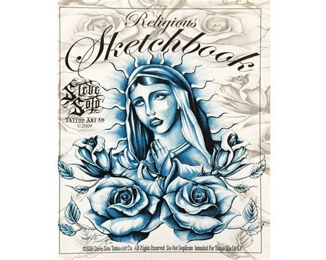religious sketchbook  artist flash books books