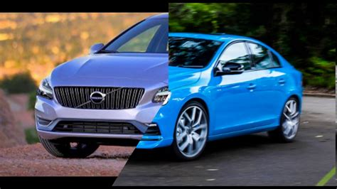 Volvo S60 Redesign by The 2018 Volvo New S60 Redesign