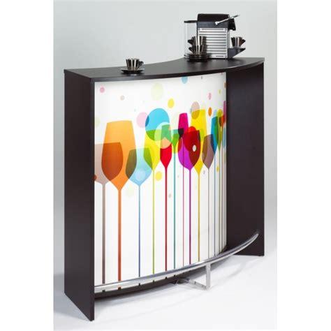 meuble de bar cuisine meuble bar comptoir de cuisine accueil noir simmob