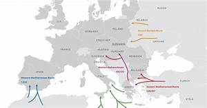Forging Ahead  Migrant Journeys To Europe
