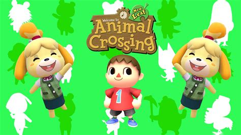 Animal Crossing New Leaf Wallpaper - new leaf wallpaper gallery