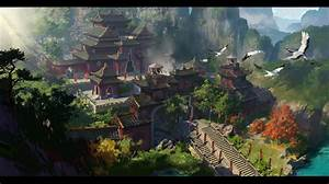 Taoist Temple2 by dawnpu on DeviantArt