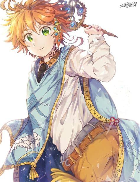 Emma The Promised Neverland Neverland Anime Anime Art