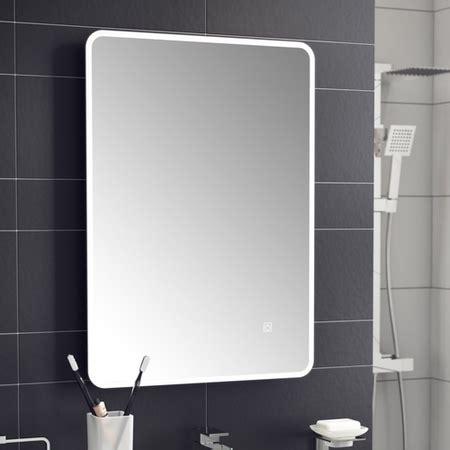 Demister Bathroom Mirrors by Ashan Led Universal Bathroom Mirror With Demister Pad