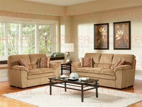 molly caramel corduroy fabric  piece living room set