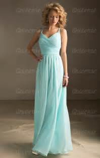 bridesmaids dress light blue chiffon bridesmaid dress with strapscherry cherry
