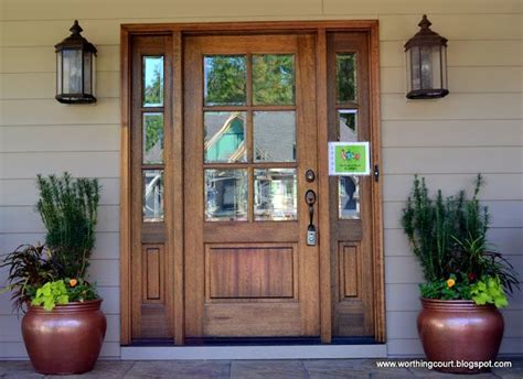 front door with sidelights the world s catalog of ideas