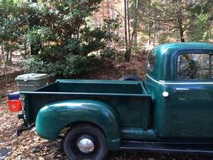 Sell Used 1953 Chevrolet Forest Green Pickup Model 3100 In Chapel Hill  North Carolina  United