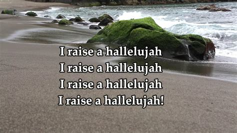raise  hallelujah lyrics bethel  victory album