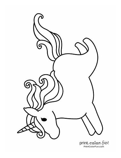 Unicorn Coloring Printable Pages Magical Ultimate Colouring