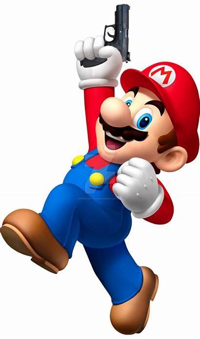 Mario Gun Jumping Clipart Transparent Splatoon Launch
