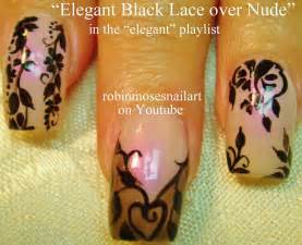 White nails quot elegant nail art black and formal