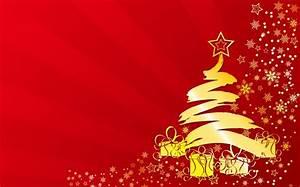 arbre de noel etoiles cadeaux couleur or vecteur With conception de maison 3d 10 conception de no235l arbre abstrait etoiles fond bleu hd