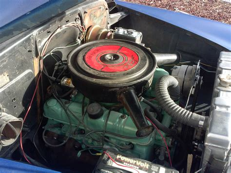 chevy chopped channelled  buick nailhead