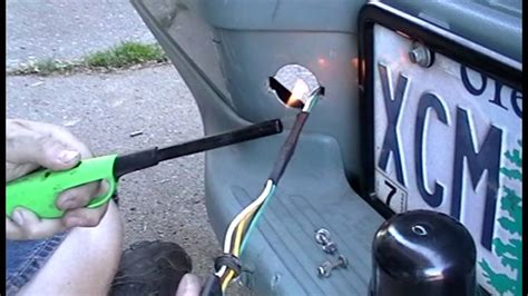 Ford Limited Explorer Trailer Light Wiring Youtube