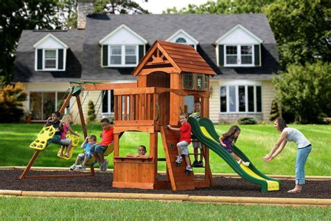 Backyard Playground Ideas - backyard playground design