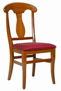 Chaises de sjour de style chaise salle manger assise for Meuble salle À manger avec chaise salle a manger bois et tissu