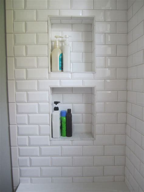 Bathrooms With Subway Tile Ideas by How To Tile A Window In The Shower Search