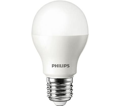 ledbulb 9 60w e27 6500k 220 240v a55 ledls philips lighting
