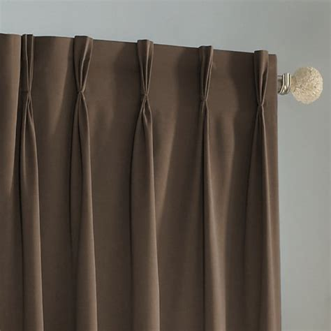blackout curtains for traverse rod new eclipse thermal blackout patio door curtain panel 100