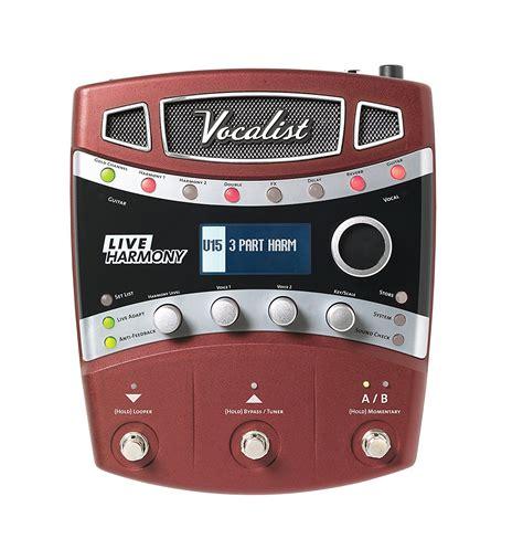 Best Vocal Harmonizer Pedal by The 5 Best Vocal Harmonizer Pedals Reviews 2018