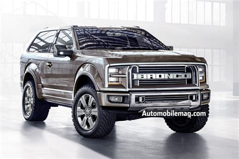 2020 Ford Bronco  Interior Wallpapers  Car Review And Rumors