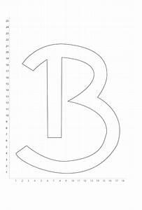 Buchstaben Basteln Vorlagen : 3d buchstaben basteln ~ Lizthompson.info Haus und Dekorationen