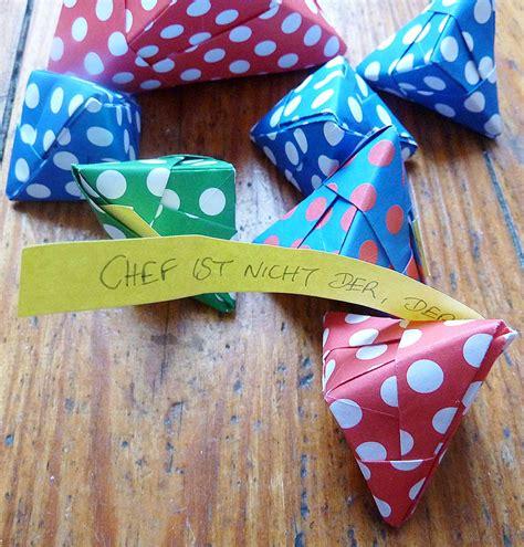 glückskekse box basteln readygo origami gl 252 ckskekse mit spruch