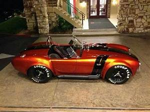 Superformance 427 Cobra In Burnt Orange  This Is An