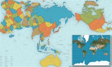 japanese design flattens  earth  show  big